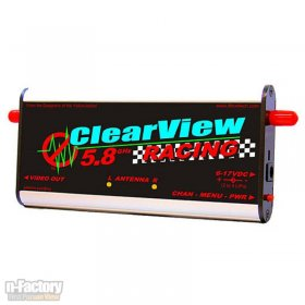 ClearView Racing Receiver