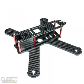 Lisam LS-210 210mm Carbon Frame 4mm