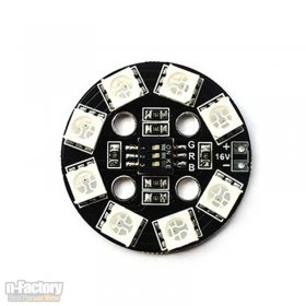 Matek 7 color RGB LED Board 5050 16V
