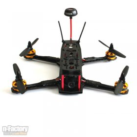 Mini H Quad 250mm ZMR250 Bausatz 3-4S (Race Edition)