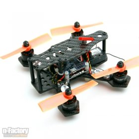Mini Race Quad 150mm ET150 Kit 3-4S