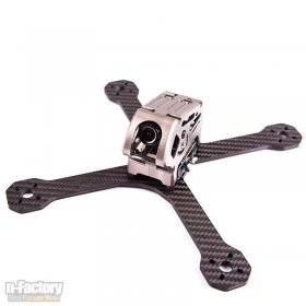 Turbo X195 Aluminum Cage FPV Racing Frame