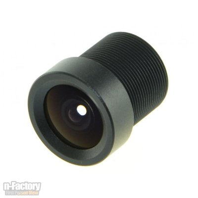 MTV Mount 2.8mm Wide Angle Lens for FPV Camera IR Block