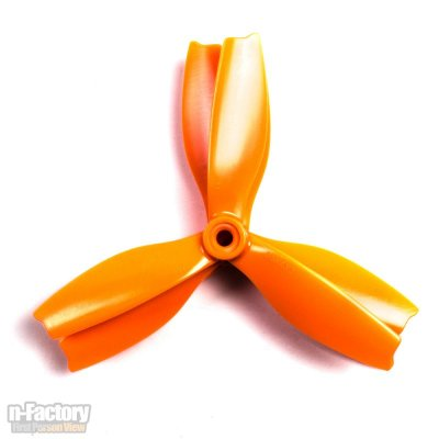 HQProp Durable DPS5X4X3 2xCW 2xCCW Orange