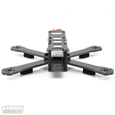 Lumenier QAV-R 6 FPV Racing Quadcopter 260mm