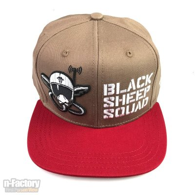TBS Black Sheep Squad Cap 2017