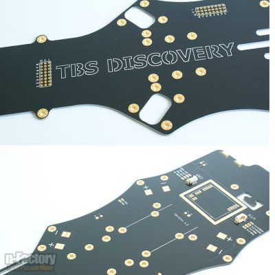 TBS Discovery (Top/Bottom Plate)