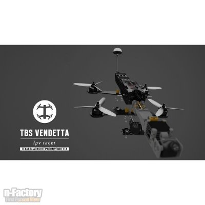 TBS Vendetta Team Blacksheep AFR FPV Racer