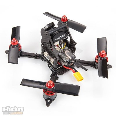 XBEE-Pocket 130mm Racing Frame