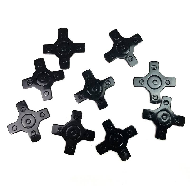 TBS Soft-Mount Silicone Kit 1mm 9pcs