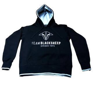 TBS Team BlackSheep Hoodie Black XL