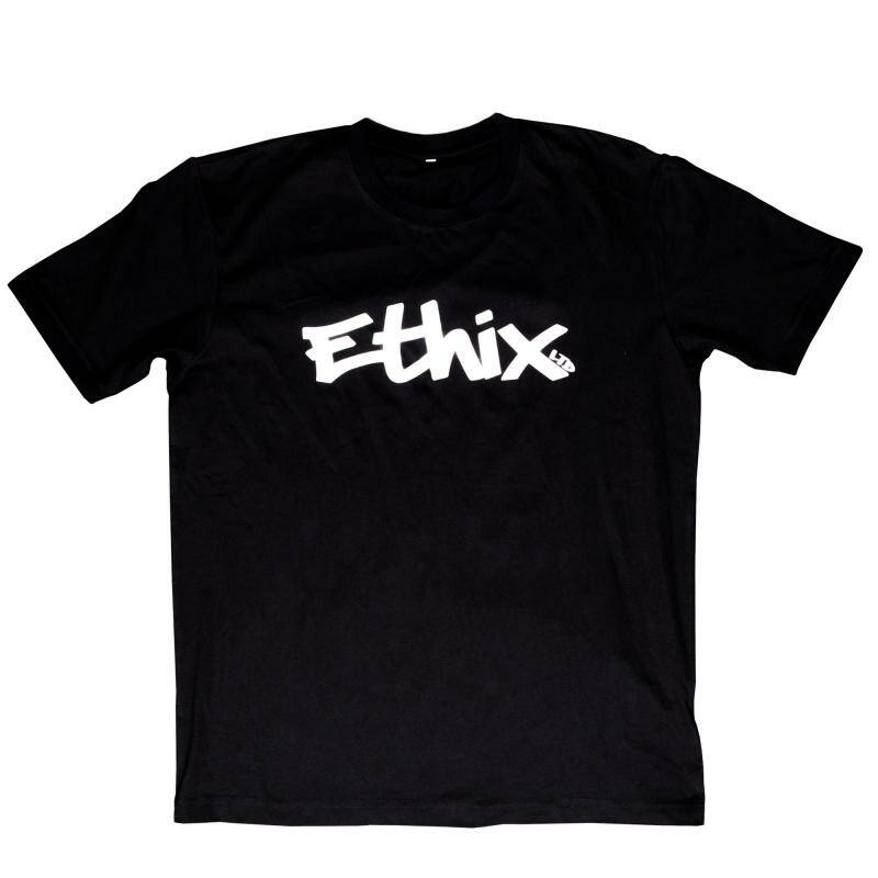 ETHIX T-SHIRT Black L