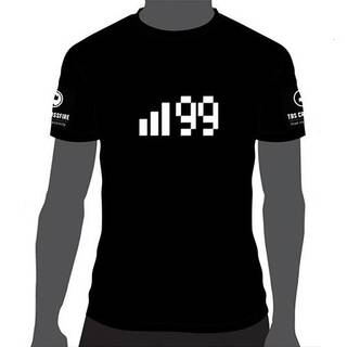 TBS 99 T-SHIRT Black XXL