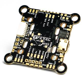 FETtec F7 KISS Flight Controller