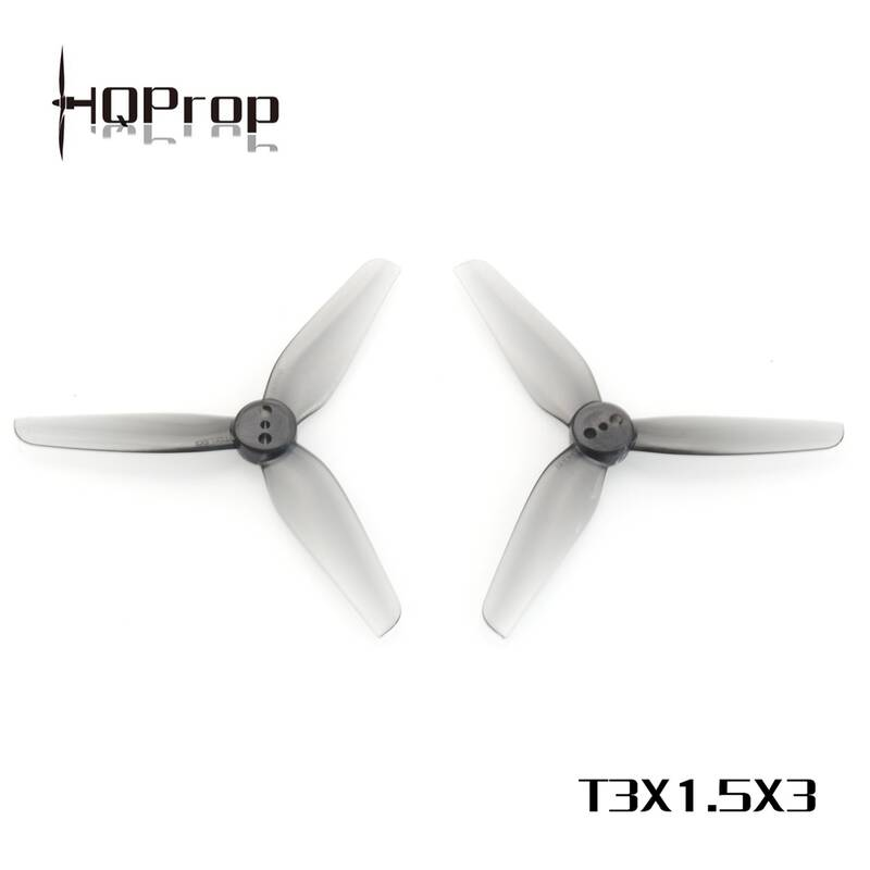 HQProp Durable T3X1.5x3 Grey