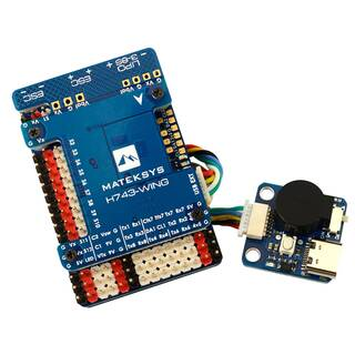 Matek H743 WING Flight Controller iNav