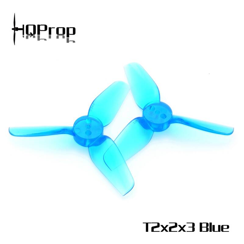 HQProp Durable T2X2X3 Blue